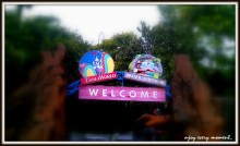 Entry To Essel world/Water Kingdom