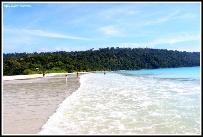 Radhanagar Beach,Andaman