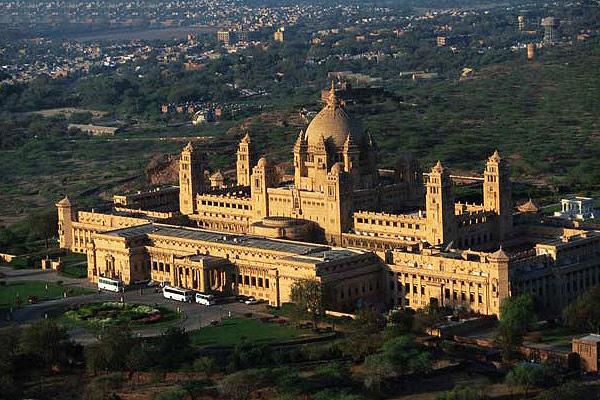 Umaid Bhawan Palace,Jodhpur - The Tales Of A Traveler