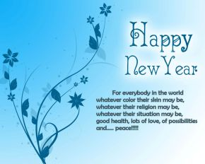 Happy New Year (Pic Courtesy :HQWallpaper)